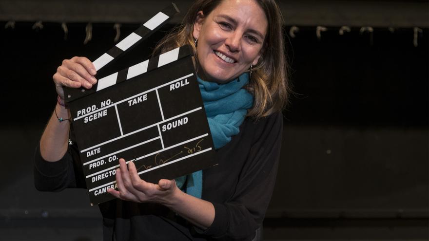 La productora Manuela Ocón /FOTO: Luis Serrano