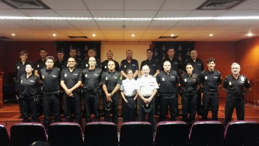 Cuerpo de la Policía Nacional de Las Palmas de Gran Canaria