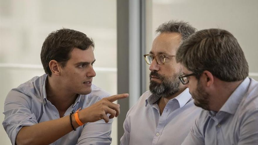 Rivera: Un congreso del PSOE en diciembre nos pone más cerca del bloqueo
