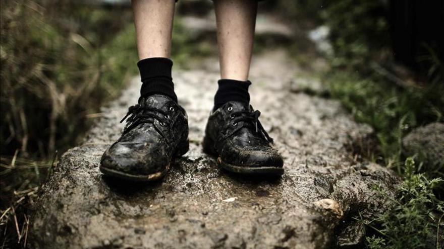 La mitad de los niños menores de 8 años ha sufrido algún tipo de violencia