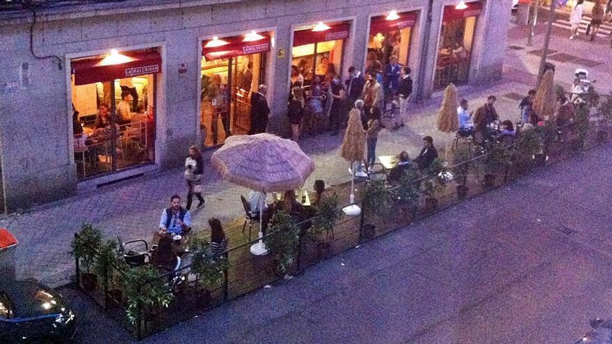 El Ayuntamiento de Madrid detecta altos niveles de ruido en Ponzano y estudia proponer una ZPAE