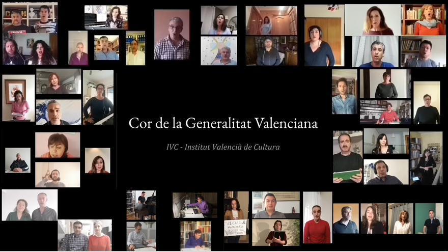 Cor de la Generalitat.