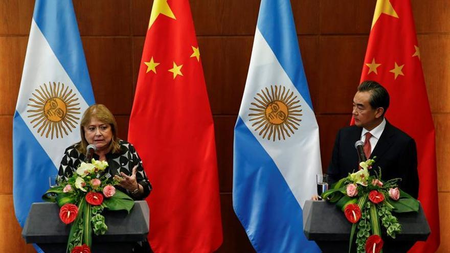 China y Argentina garantizan que seguirá su cooperación nuclear y espacial