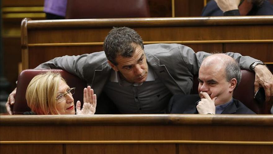Toni Cantó afirma que es el momento de que los partidos grandes se hagan a un lado