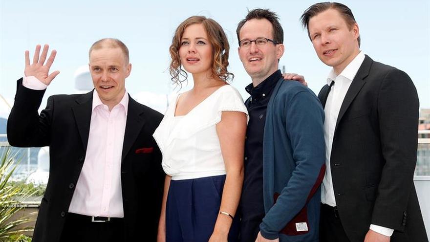 """El filme finlandés """"Hymyilevä mies"""", premio Una cierta mirada en Cannes"""