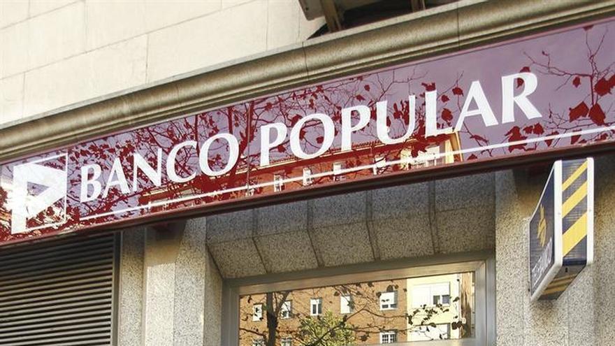 El Banco Popular plantea a los sindicatos 1.800 prejubilaciones y bajas voluntarias
