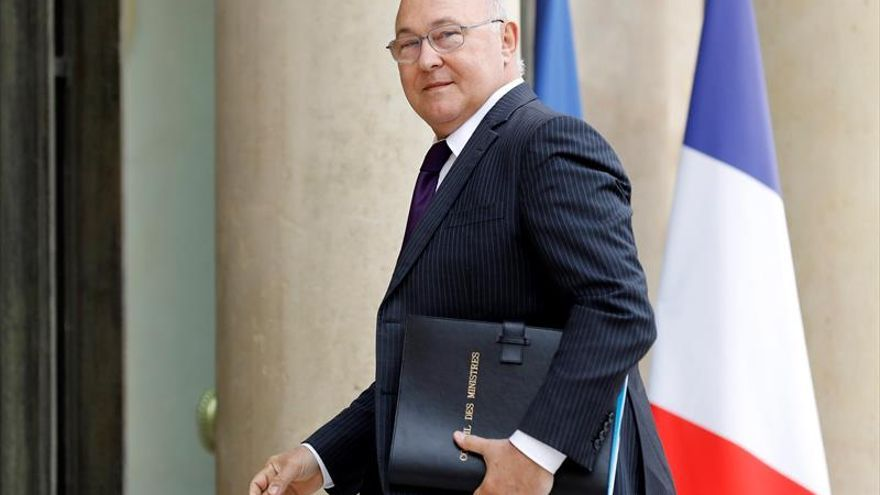 Francia reafirma que reducirá el déficit al 2,7 % en 2017 y también la deuda