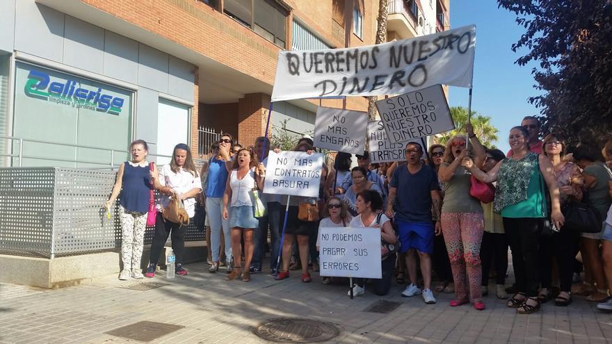 Palicrisa Badajoz limpieza impagos