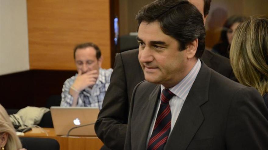 José Ignacio Echániz, consejero de Sanidad de Castilla-La Mancha / Foto: Europa Press