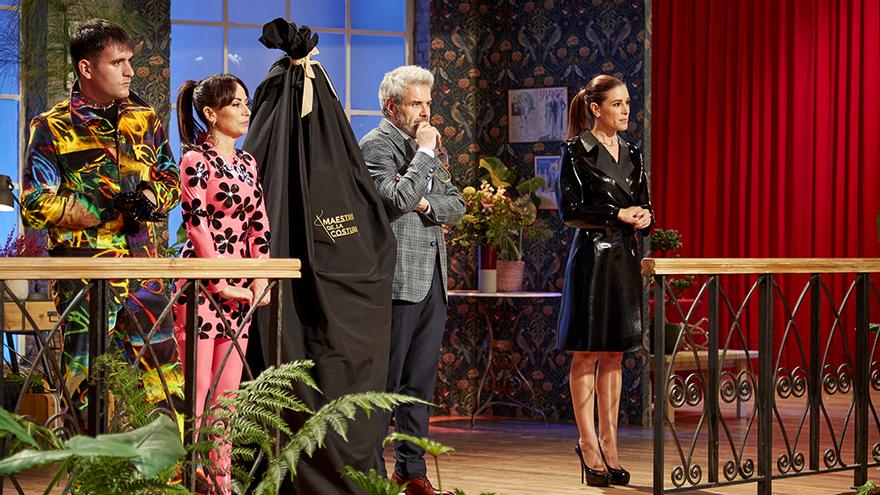 Imagen de la cuarta temporada de 'Maestros de la costura'