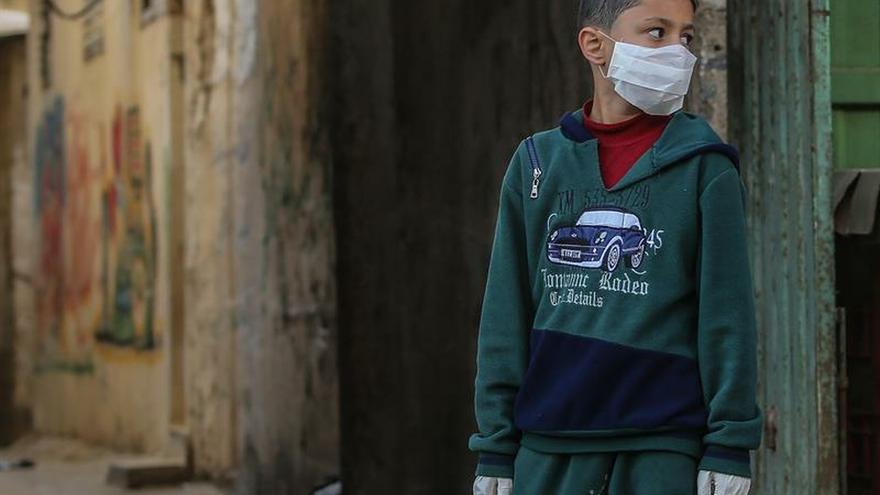 Se eleva a nueve la cifra de contagiados por coronavirus en Gaza