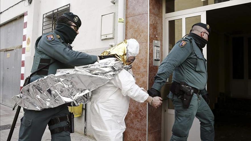 Una mujer apuñalada en la localidad navarra de Ansoain y dos detenidos en relación con el suceso