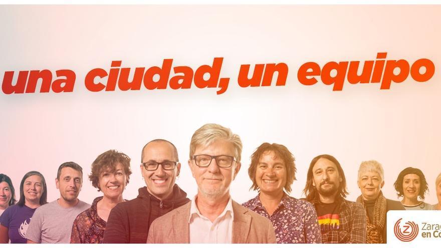 Pedro Santisteve encabezará la lista de Zaragoza en Común en las próximas elecciones municipales