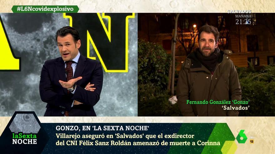 Gonzo, en 'laSexta Noche'