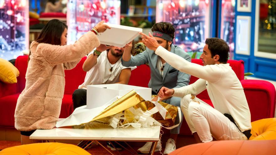 Los finalistas de Gran Hermano Revolution (Foto: Telecinco)