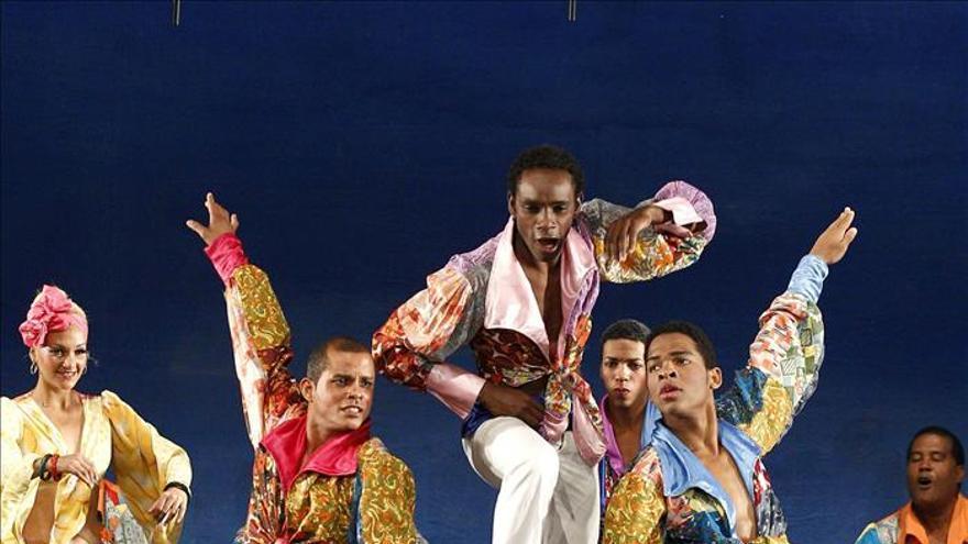 """Los bailes de Cuba y África se mezclan en el espectáculo de danza """"Okún"""""""