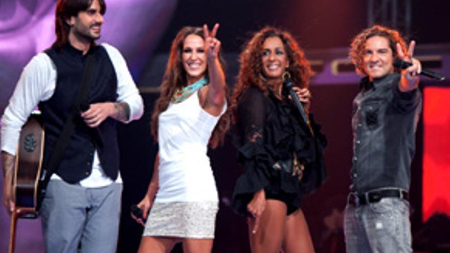 'La Voz', 'Isabel', Anne Igartiburu y Jordi Hurtado, premios Ondas 2012