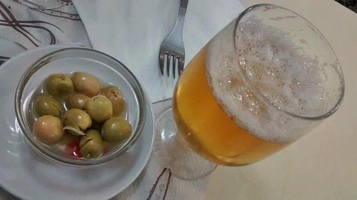 El aperitivo para el menú del día, una costumbre que debería extenderse | SOMOS MALASAÑA