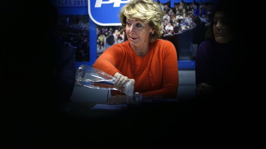 """Aguirre planta cara a las """"insinuaciones"""" contra González, el político que """"ha explicado más claramente"""" su patrimonio"""