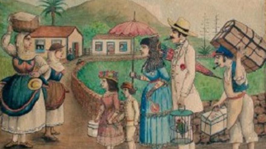 El Cabildo muestra toda la obra del pintor J.B. Fierro