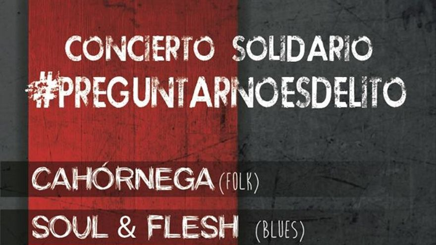 Blues, folk y un cantautor para demostrar que #PreguntarNoEsDelito.