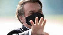 El presidente brasileño Jair Bolsonaro da positivo en coronavirus