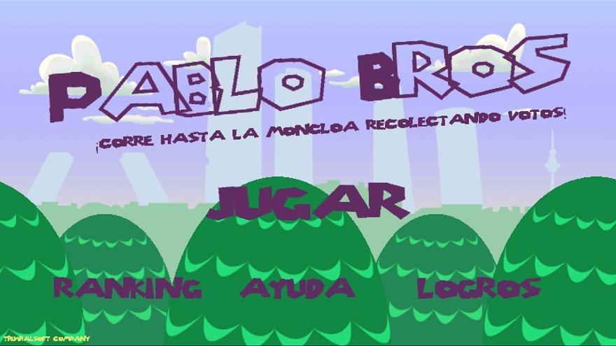 Pablo Iglesias Mario Bros