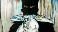 ALF: 'moscow russian rabbit'. | QUIQUE ORTIZ