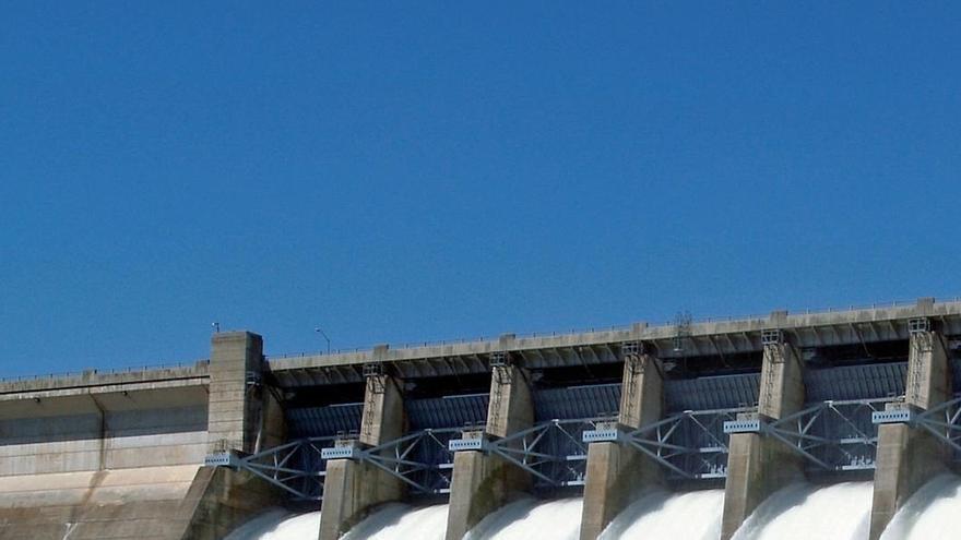 La presa del Añarbe continúa cerrada, con 110,8 litros por medio cuadrado recogidos desde el domingo