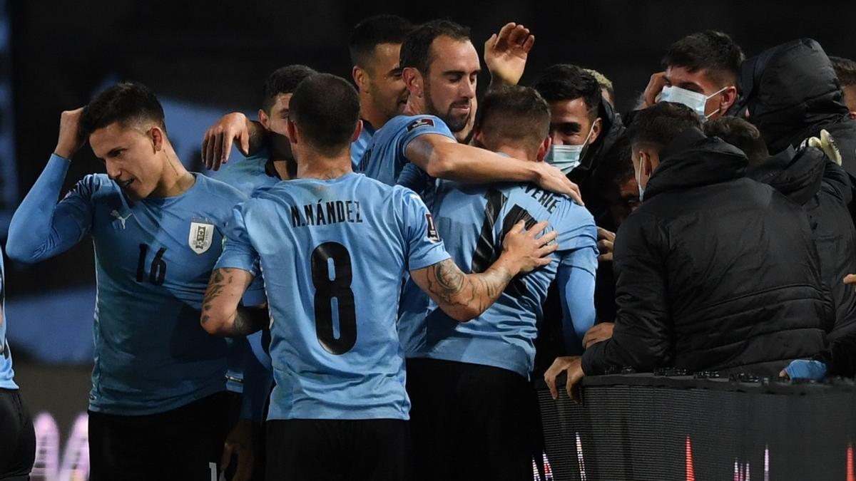 Uruguay se impuso en Montevideo