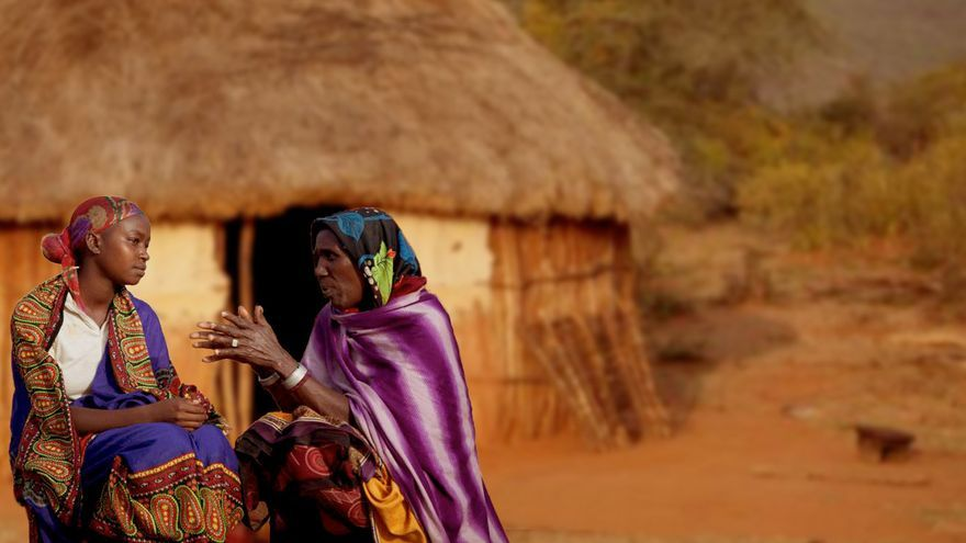 Mujeres en Etiopía.   InspirAction.