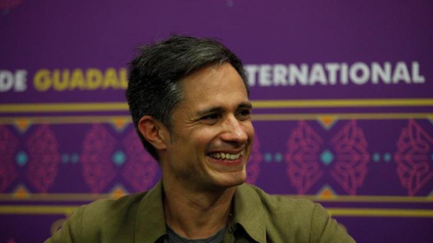 Gael García dice que México puede ser trampolín del cine latinoamericano