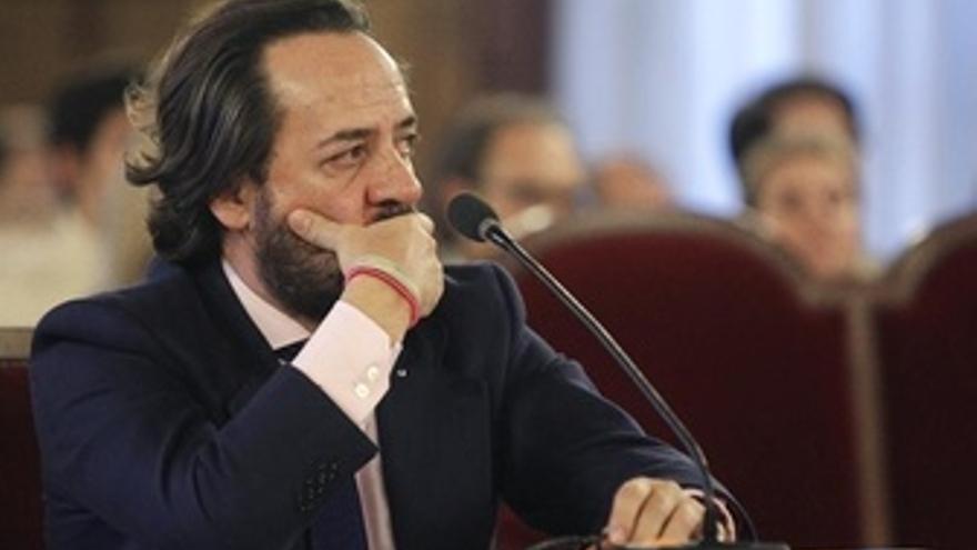 Alvaro Pérez 'El Bigotes' En El TSJCV