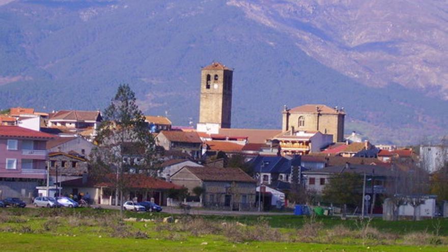 La Iglesuela del Tiétar (Toledo)
