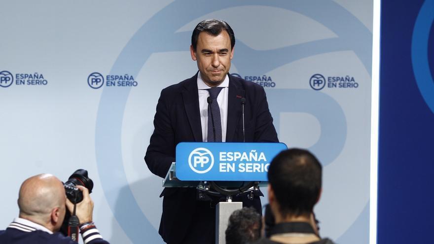 """El PP dice que """"no hay prisa"""" para pactar los debates y que Rajoy es el candidato """"que más ha debatido"""""""