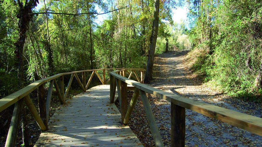 Ruta del río Majaceite.