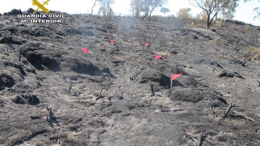 incendio Alcántara