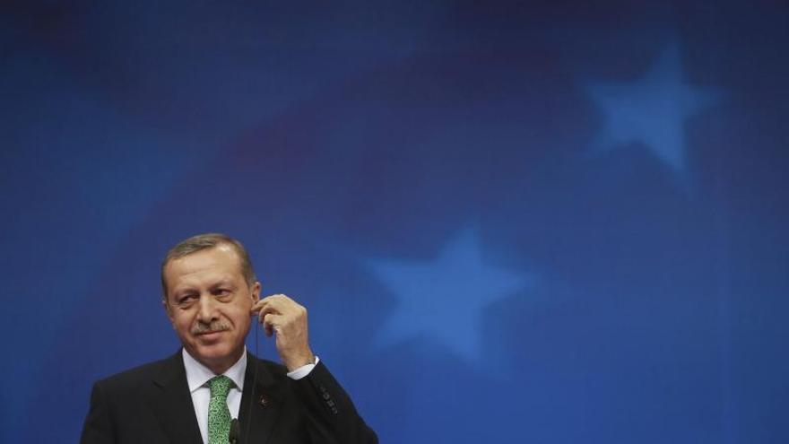 "El primer ministro turco tacha de ""traidor"" al jefe de la patronal"