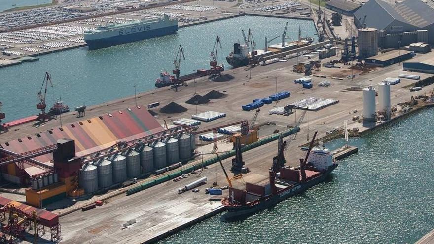 El Puerto de Santander incrementa un 15,1% sus tráficos en el primer trimestre del año