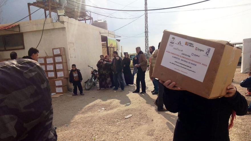 El presupuesto dirigido a la ayuda humanitaria se incrementa de los 100.000 a los 130.000 euros
