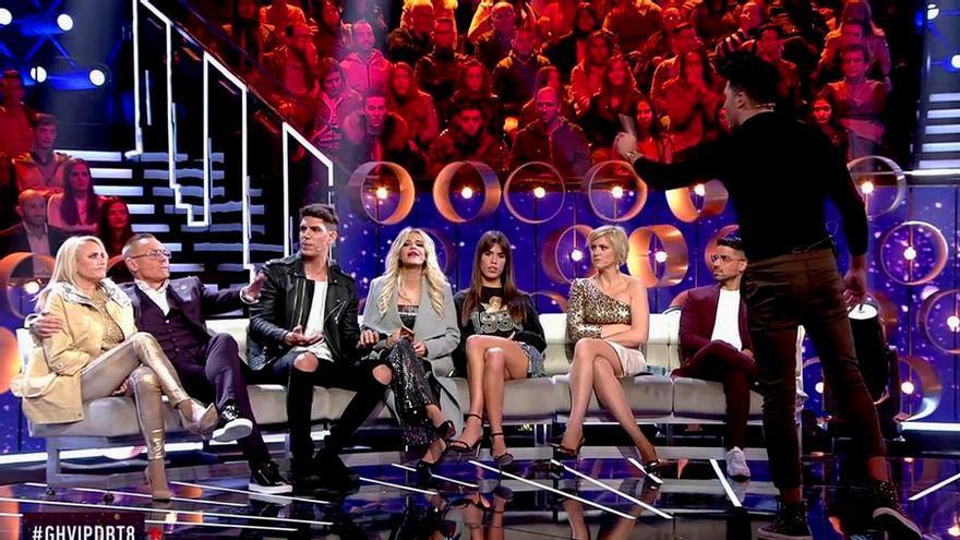GH VIP: El Debate en Telecinco
