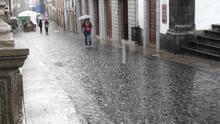 Probabilidad de lluvias  este miércoles en La Palma