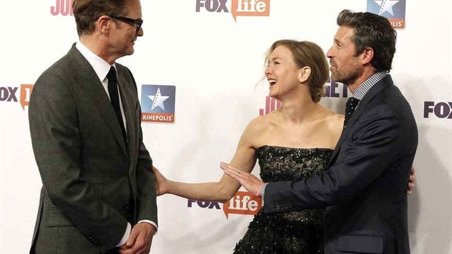 Bridget Jones, los Beatles y Matthew McConaughey aterrizan en los cines