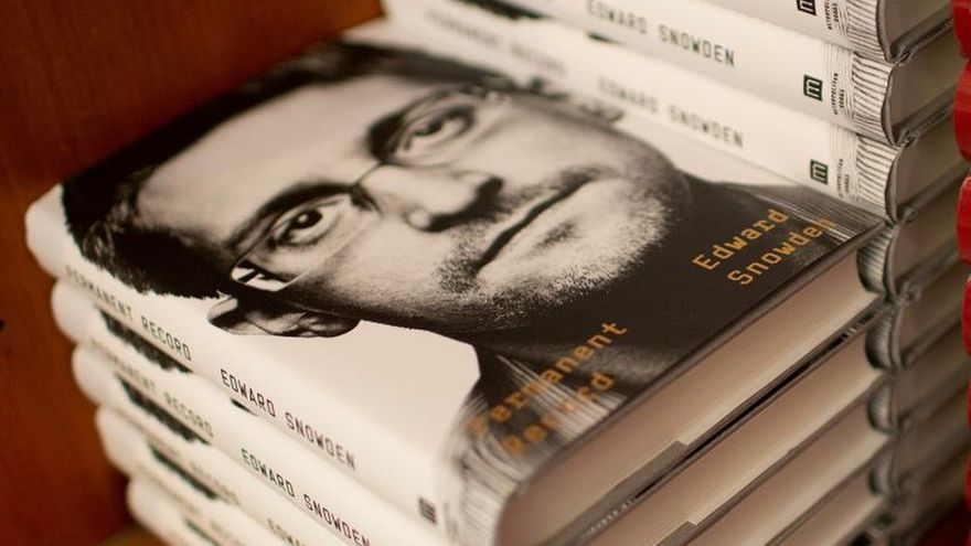 Edward Snowden denuncia que China ha censurado fragmentos de su autobiografía 'Permanent Record'