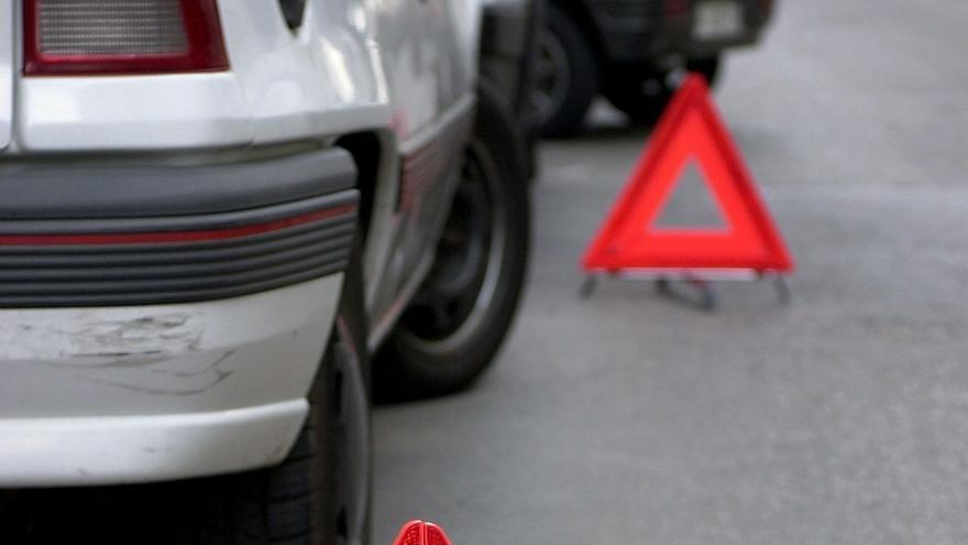 La señal V-16 que sustituye a los triángulos se puede utilizar desde hoy