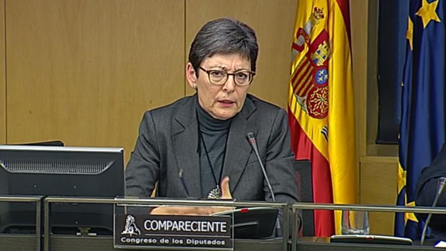 Marta Carvajal, directora de Belgorail, empresa de certificación de sistemas de seguridad ferroviaria