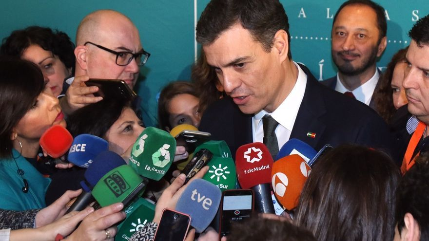 Pedro Sánchez apuesta por fusionar las presidencias de la Comisión y el Consejo Europeo para ser más eficaces