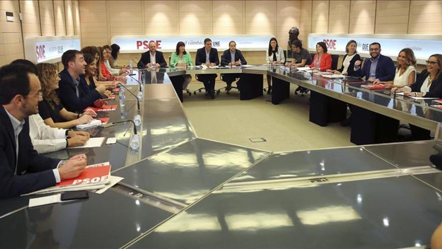 """Sánchez ve a Iceta como """"el mejor candidato"""" para presidir la Generalitat"""