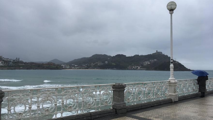 Una foto de San Sebastián tomada por Romina Paula en uno de sus cuatro viajes al País Vasco.