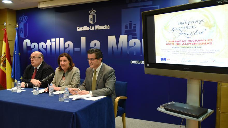 Presentación de las Jornadas Regionales sobre IGPs no protegidas / JCCM